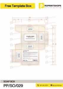 รูปแบบกล่องฟรี Packaging 73
