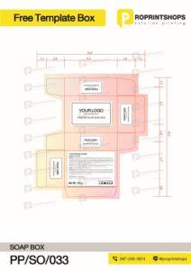 รูปแบบกล่องฟรี Packaging 77