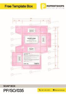 รูปแบบกล่องฟรี Packaging 79