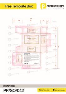 รูปแบบกล่องฟรี Packaging 86