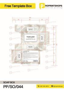 รูปแบบกล่องฟรี Packaging 88