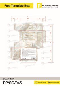 รูปแบบกล่องฟรี Packaging 89